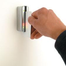 Bradford Access Control card reader
