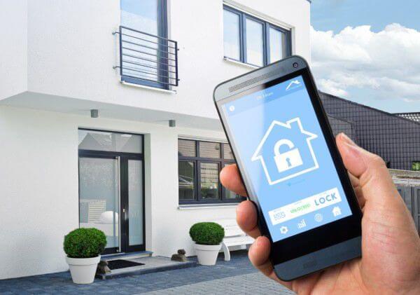 home alarm system in bradford